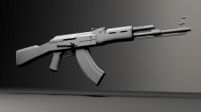 Weapons Ak47