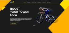 Landing Page HTML/CSS/Bootstrap