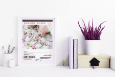 Сертификат для Аndriyanova nails boutique