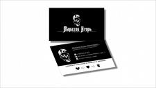 Визитка и логотип для психотерапевта