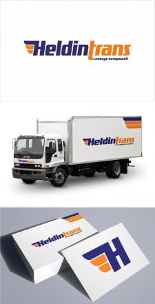 Логотип транспортной компании(работа на конкурс)