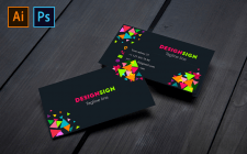 Creative business card for you.