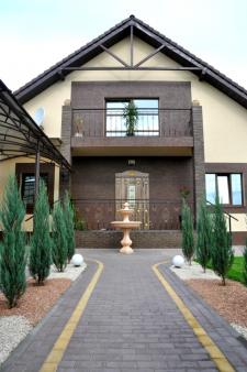 Частный дом - экстерьер и интерьер