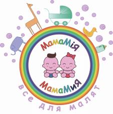 "Логотип ""Мама мия"""