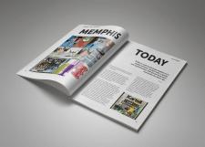 Верстка статьи для журнала