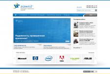 Сайт компании Диавест Украина