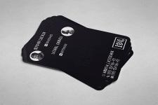 Евро визитка