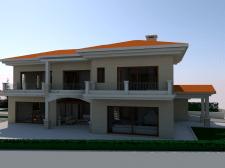 Дом в ArchiCad