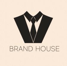 "Логотип для магазина ""BRAND HOUSE"""
