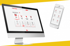 Дизайн сайта для Web-Deluxe
