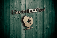 логотип эко-мебели