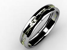 Узорное кольцо