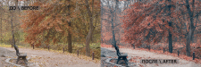 Обработка пейзажа (Нереалистичная-Специальная)
