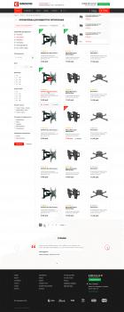 Cronshtein.ru — каталог фильтр