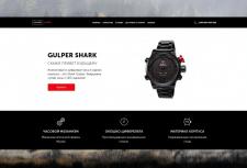 Часы Gulper Shark