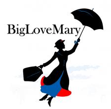 Логотип BigLoveMary