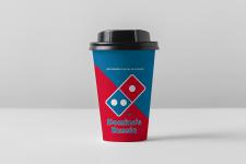 Дизайн кофейного стаканчика