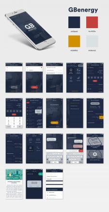 Мобильное приложение GBenergy