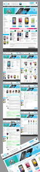 Eon7 - редизайн интернет-магазина