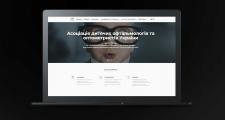 Создание сайта ассоциации детских офтальмологов