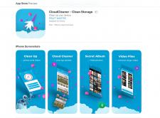 Скриншоты для AppStore