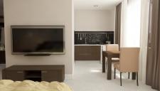 Дизайн гостиничного номера