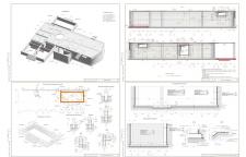 Разработка проекта фундаментов (бани) в Revit