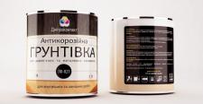 Этикетка «Грунтовка»для компании «Днепрконтакт»
