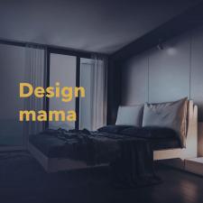 Разработка корпоративного сайта для  ДИЗАЙН МАМА