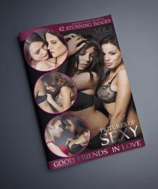Дизайн обложки для мужского журнала