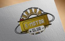 Логотип для клуба электромоторов
