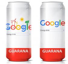 Концепт энергетика для компании GOOGLE