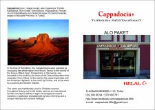 Обложка каталога ресторана