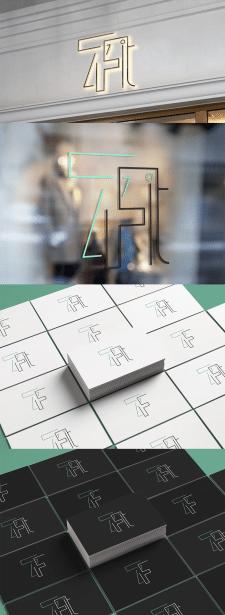 Логотип 7Fit для производителя спортивных товаров