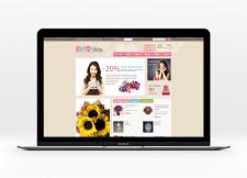 FloraDelux - интернет-магазин доставки цветов