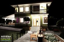 Індивідуальний  житловий будинок с.Вістова