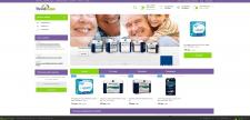 Онлайн-магазин товаров для ухода за домом, детьми