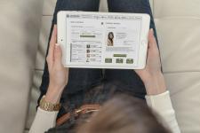 Дизайн сайта сервиса по поиску эксперта и удобного