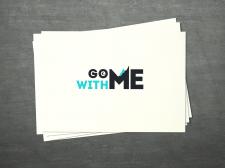 Логотип для турагенства GoWithMe