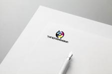 Визуал бланка под разработанный логотип