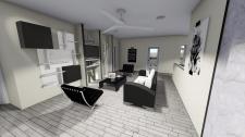Визуализация проекта жилого семейного дома