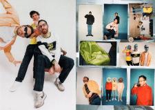 Сайт для музыкальной группы
