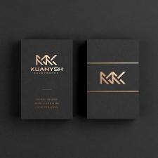 Kuanysh Kaldybayev | Business Card design
