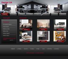 сайт мебели под заказчика