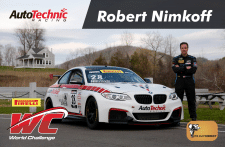 Robert Nimkoff (Racing baner)