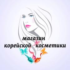 логотип - магазин корейской косметики