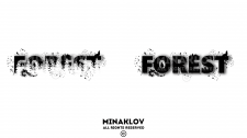 Decorative text (Forest)