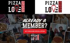Логотип на сайт доставки пиццы