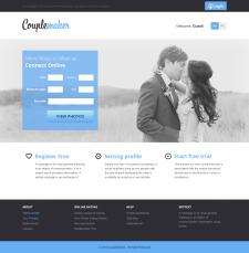 Сайт знакомств CoupleMaker