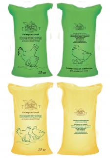 Упаковка-мешок для корма